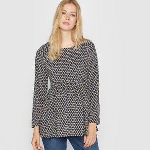 Blusa estampada para grávida R essentiel