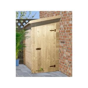 Abri de jardin garage en solde la redoute for Abri de jardin en bois la redoute