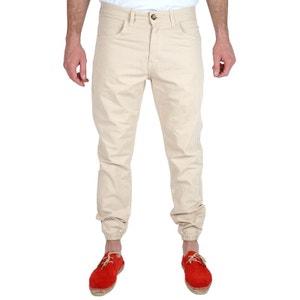 Pantalon Cargo en Coton Beige 1789 CALA