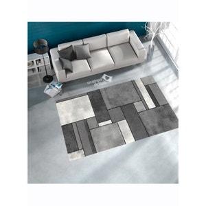 Tapis de salon design geometrique BELO 11 Tapis Moderne par Unamourdetapis UN AMOUR DE TAPIS