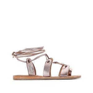Bird Leather Sandals LES TROPEZIENNES PAR M.BELARBI