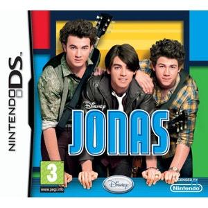 JONAS - Le jeu Nintendo DS DISNEY INTERACTIVE STUDIOS