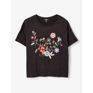 Tee-shirt brodé JENNYFER