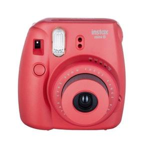 Appareil photo instantané FUJIFILM Instax Mini 8 Rouge FUJIFILM