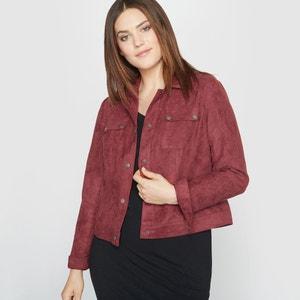 Faux Leather Jacket CASTALUNA