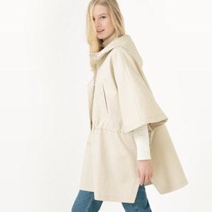 Mid-Length Cotton Coat La Redoute Collections