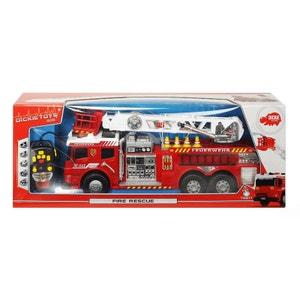 Dickie 203719001 Camion de pompier 62 cm - Fire Rescue DICKIES