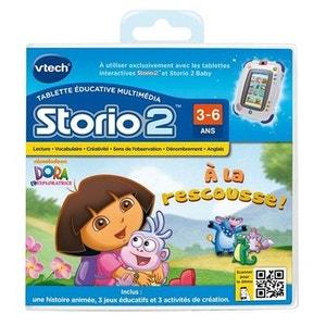 JEU STORIO - DORA - VTE80-230605 VTECH