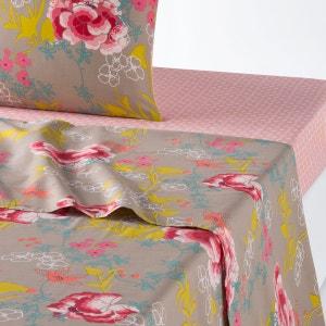 Drap plat imprimé KYOTO La Redoute Interieurs