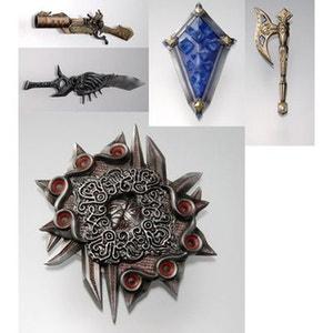 Final Fantasy XII - Play Arts Arms (Set de 5 armes) SQUARE ENIX