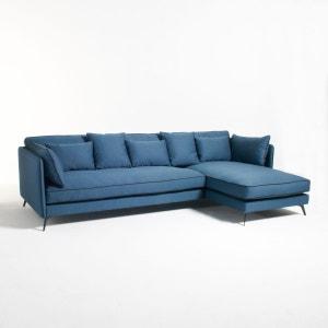 Canapé d'angle fixe, Sofia La Redoute Interieurs