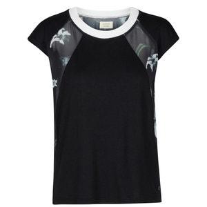 Ardina Dual Fabric T-Shirt NUMPH