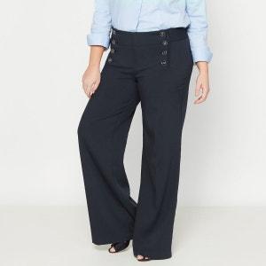 Pantalon large à pont CASTALUNA