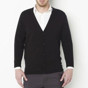 Gilet boutonné pur coton CASTALUNA FOR MEN