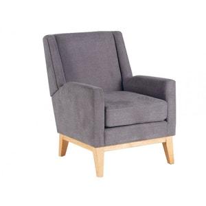 fauteuil club tissu la redoute. Black Bedroom Furniture Sets. Home Design Ideas