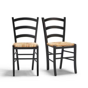 Set of 2 Perrine Farmhouse Chairs La Redoute Interieurs