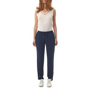 Pantalon droit, taille élastiquée BEST MOUNTAIN