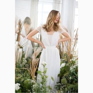 Платье свадебное длинное MADEMOISELLE R