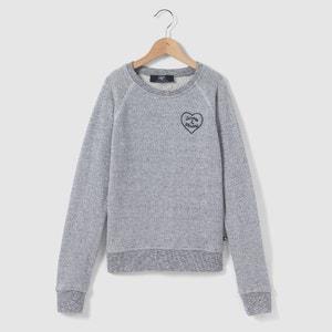 Sweatshirt mit Rundhals, 10-16 Jahre LE TEMPS DES CERISES