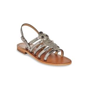 Sandales cuir LES TROPEZIENNES PAR M.BELARBI