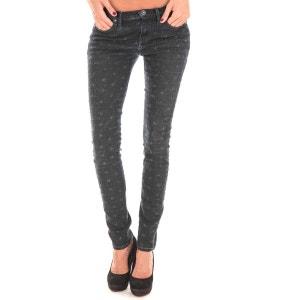 Jeans Sakura Freesoul Bleu Fonce FREE SOUL