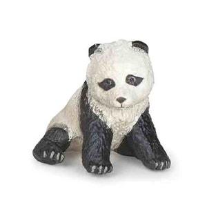 Figurine Panda : Bébé assis PAPO