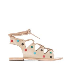 Sandales cuir Mago JONAK