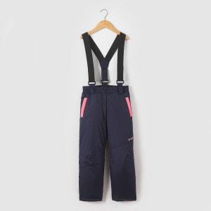 Pantalon de ski à bretelles 3 - 16 ans La Redoute Collections