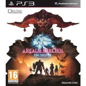 Final Fantasy XIV : A Realm Reborn PS3 SQUARE ENIX