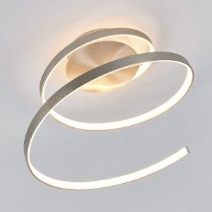 Plafonnier LED en forme de spirale Junus LAMPENWELT