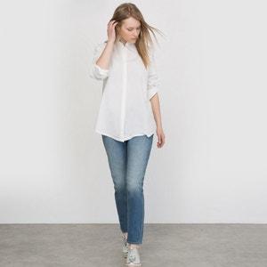 Jeans boyfit, desbotados CHEAP MONDAY COMMON, comprimento 32 CHEAP MONDAY