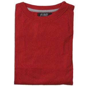 T-shirt Allsize rouge ALLSIZE