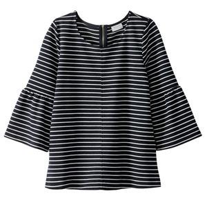 Shirt ohne Kragen VILA