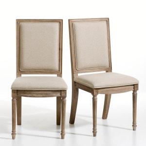 2 стула в стиле Людовика XVI, Nottingham La Redoute Interieurs