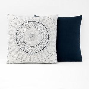 Anisheka Printed Single Pillowcase La Redoute Interieurs