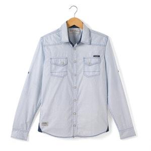 Camicia maniche lunghe 10-16 anni KAPORAL 5