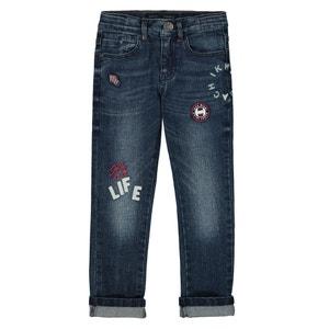 Regular Fit Straight Jeans IKKS JUNIOR