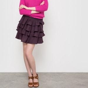 Frilled Mini Skirt R studio