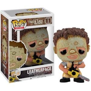Massacre à la tronçonneuse POP! Vinyl figurine Leatherface 10 cm DISNEY