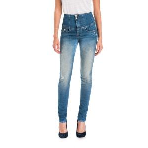 Jeans Diva Slim délavage premium SALSA