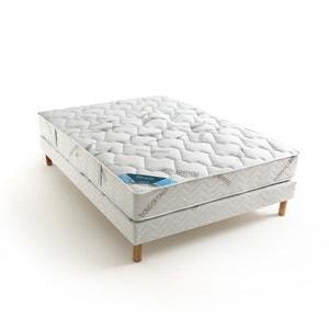 Matras met pocketveren, stevig groot comfort, 3 zones speciaal gevoelige rug REVERIE DOS SENSIBLE