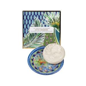 Santal Cardamome - Savon 150 g et porte-savon FRAGONARD