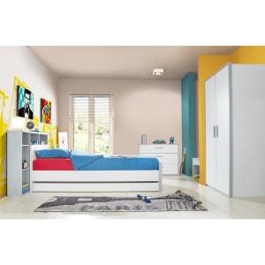 environnement de lit la redoute. Black Bedroom Furniture Sets. Home Design Ideas