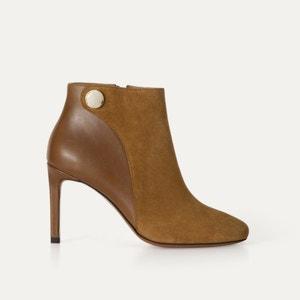 Boots bi-matière CARVEN