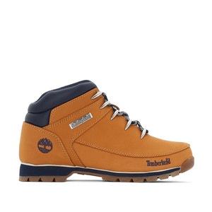 Boots in leer met veters 1460 TIMBERLAND