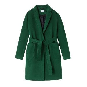 Manteau long avec ceinture CARMEN LA BRAND BOUTIQUE COLLECTION