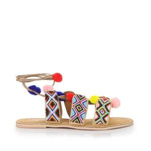 Sandales plates 7535 BUFFALO