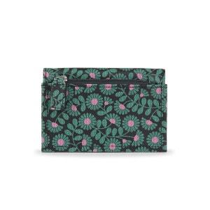 Poppin - Card Purse - Emerald