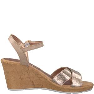 Morata Wedge Sandals TAMARIS