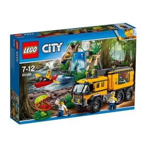 Le laboratoire mobile de la jungle - LEG60160 LEGO